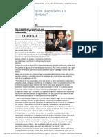 27-11-14 El Universal - Nación - _El PRI no teme en Nuevo León a la competencia electoral_