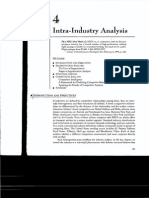4 Intra-Industry Analysis