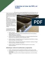 Celdas de Concreto Polimérico