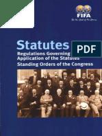 FIFA statutes 1999