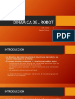 Dinámica Del Robot