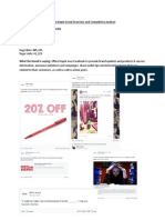 office depot social overview and competitive analysis