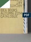 IDEA Books Catalog 2014_autumn