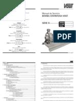 Manual Servicio Serie H