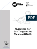 Miller Guide for Gtaw New