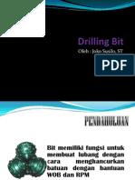 Jenis-Jenis Drilling Bit