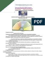 Trabajo Colegiado Académico Interdisciplinar y Multidisciplinar