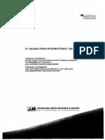 02 Soft Copy Laporan Keuangan Laporan Keuangan Tahun 2011 Audit ADES ADES LK Audited