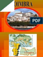 Coimbra é Uma Cidade Portuguesa Banhada Pelo