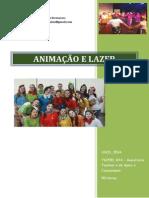 UFCD 3534 Animação e Lazer Índice