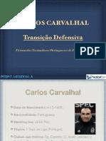 Transição Defensiva - Carlos Carvalhxñsadafgsdavgsadvval