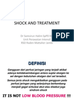 Shock and Treatment