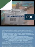 Transformadores de Medida Final