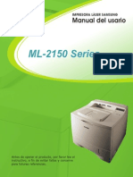 Manual Toner 2151 Series