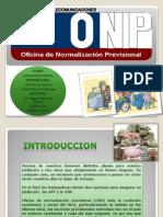 Oficina Nacional Previsional