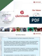 Glenmark Analyst Ppt