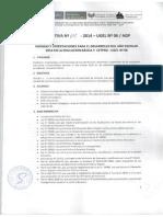Directiva Ugel06 015 2014