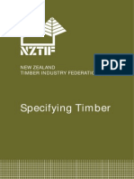 NZTIF Specifying Timber