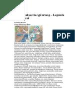 Legenda Sangkuriang