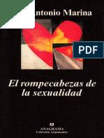 Marina Jose a - El Rompecabezas de La Sexualidad, Anagrama