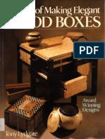 The Art of Making Elegant Wood Boxes.pdf