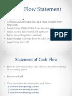 Accountingprojectpresentation Cashflowstatement Saqibtariqomihaidersattiahmedandayaz 140410100436 Phpapp02