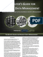 PDM Buyers Guide