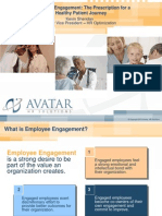 Avatar HR Solutions Healthy Patient Journey