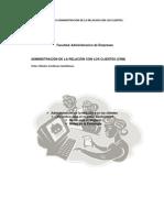 Unidad No 2 CRM - Admon Relacional Con Clientes