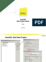 Asset Project Setup