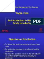 Safety Introdcution