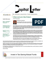 Capital Letter February 2014 - Fundsindia.com