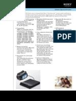 VRDP1 Marketing Specs