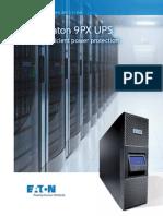 Eaton 9PX Brochure (SEA)