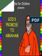 Gods Promise to Abraham English
