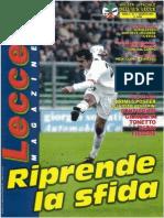 Lecce Magazine 2001  N. 1