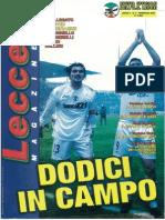 Lecce Magazine 2001 N. 2