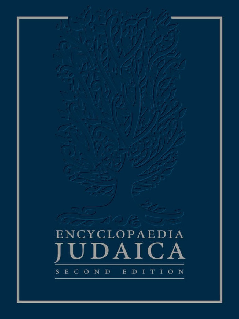136a52cfbf Encyclopaedia Judaica
