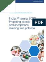 India Pharma 2020_Executive Summary_McKinsey