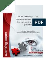 P&G China Challenge