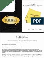 dialogue book summary
