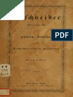 Der Zuschneider Wie Er Sein Soll, Oder, Gründliche Anweisung Zum Selbst-unterricht Im Zuschneiden (1854)