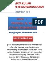 Pkn 2 Identitas Nasional