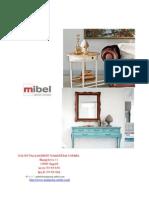 Mibel namještaj katalog