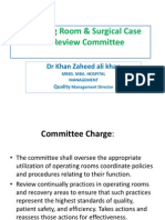 Operating Room & Surgical Case