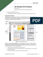 p3 06 Overview Indesign Workspacel