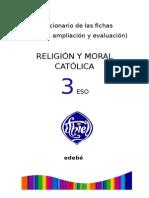Fichas Religion 3eso