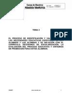Pedagogia-terapeutica Tema 3