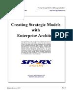 Strategic Modeling With Enterprise Architect