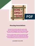 'Housing Associations'